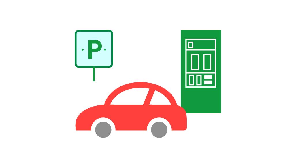 時間貸し駐車場